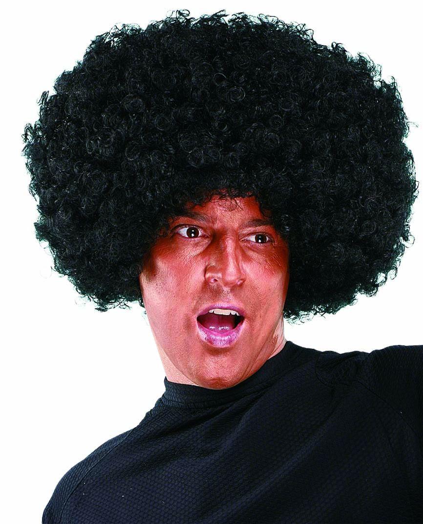 Как сделать афро парик