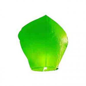 Китайский фонарик (зеленый)