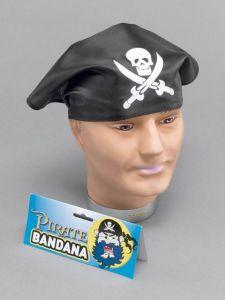 Бандана пирата из ткани