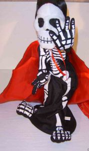 Скелет Танцующий