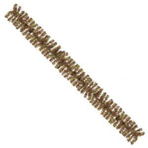 Хвойная гирлянда, металлизированная