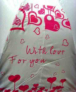 Зонт в бутылке (белый)