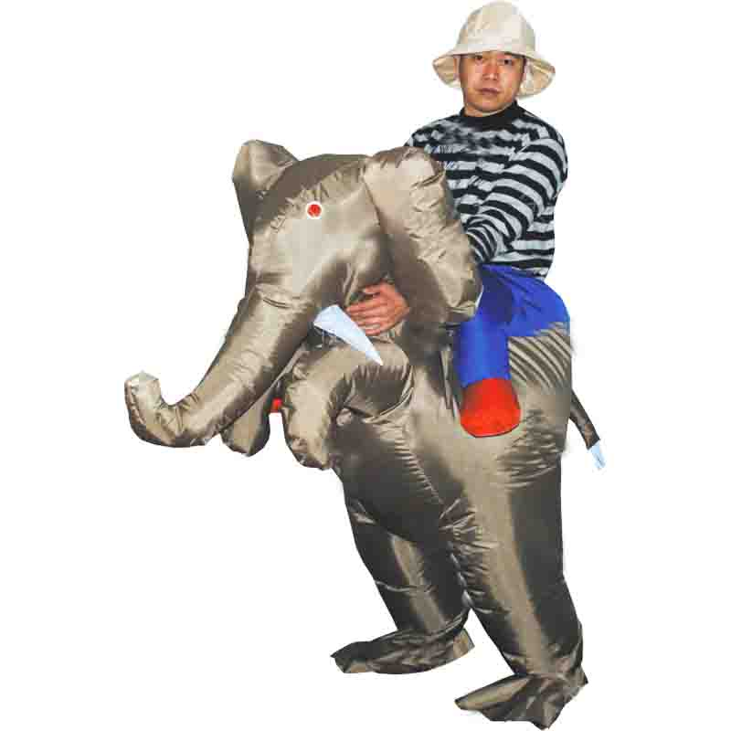 Костюм слона своими руками фото