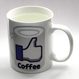 "Кружка ""Coffe/Like"""