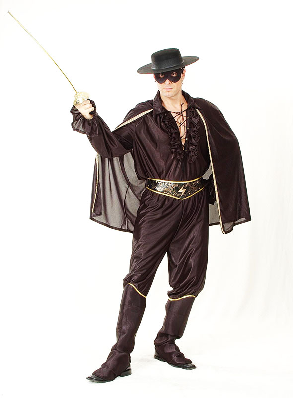 Как сделать костюм бандита