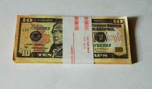 Пачка денег 10 $