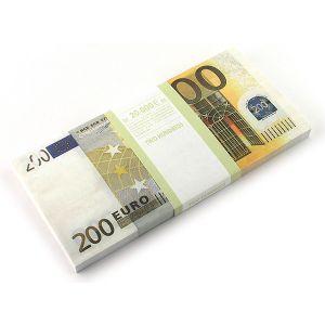 Блокнот 200 евро