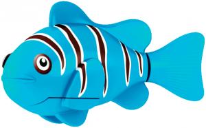 Роборыбка-клоун (синяя)