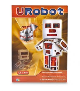 3D Конструктор Urobot Расти