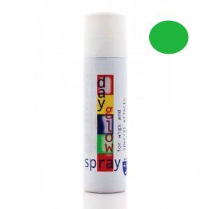 Лак для волос флуоресцентный зеленый
