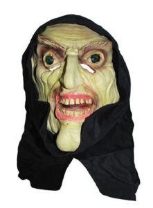 Маска Ведьма зеленая злая
