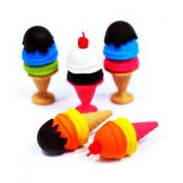 """Набор ластиков """"Мороженое в рожках"""""""