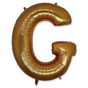 Шар-фигура буква G