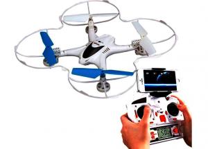 Наноквадрокоптер X300C с камерой HD