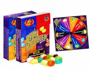Набор Конфет Bean Boozled  (2 коробки и рулетка)