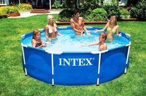 Каркасный бассейн 305х76см, INTEX