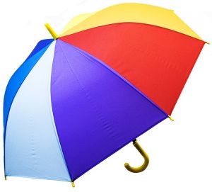 Зонт Радуга (9 клиньев)