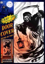 Покрытие на дверь Ведьма