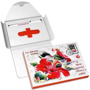 """Подарочный конверт """"Самой любимой"""" 3"""