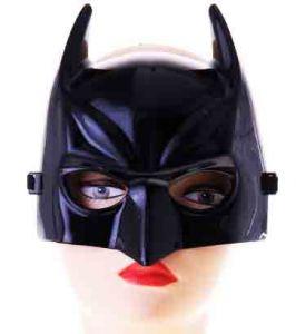 Маска Бэтмен пластик.