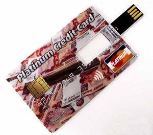 Platinum Credit Card (8Gb, рубли)