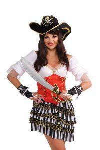 Нарукавники пиратские
