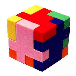 "Ластик ""Куб"""