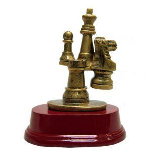 Шахматы (15 см)