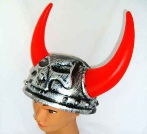Шлем Демона  (свет. рога)