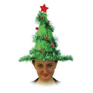 """Шляпа """"Новогодняя ёлочка"""""""
