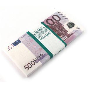 Блокнот 500 евро