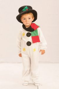 Костюм Снеговик детский