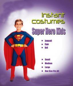 Костюм Супергероя-2 (детский)