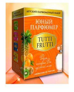 """Набор Юный Парфюмер """"TUTTI FRUTTI"""""""