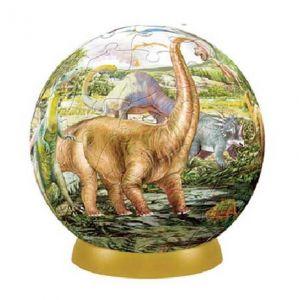 """Шаровый Пазл """"Динозавры"""""""
