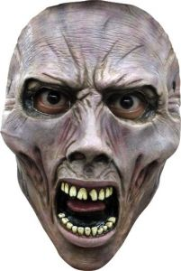Маска Кричащий Зомби