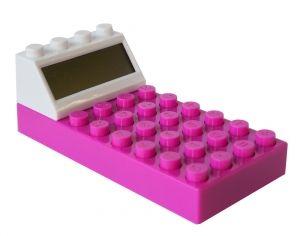 """Калькулятор """"Конструктор"""" фиолетовый"""