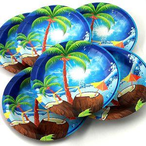 """Набор тарелок """"Пальма"""""""