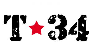 Наклейка Т-34