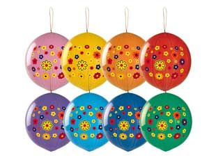 Набор шаров Панч-болл Цветы (100 шт)