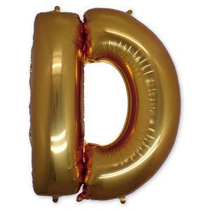 Шар-фигура буква D