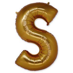Шар-фигура буква S