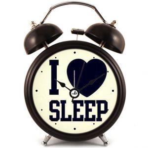 Прикольный Будильник I love sleep