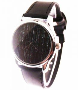 Прикольные наручные часы Matrix
