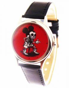 Прикольные наручные часы Mickey