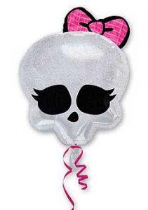 """Череп-шар """"Monster High"""" (84/56 см)"""