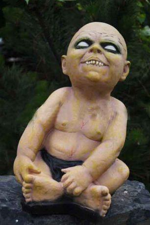 Кукла Мальчик-монстр (40см.)