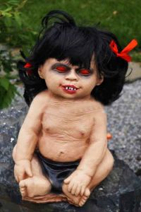 Кукла Девочка-монстр