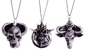Медальон 3 вида
