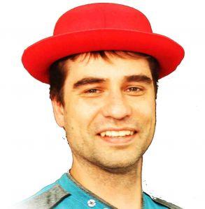 """Шляпа """"Веселые наклейки"""" (в комплекте 6 наклеек)"""